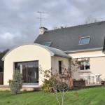Extension de maison à Plomelin